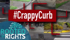 #CrappyCurb Cuts are Everywhere!